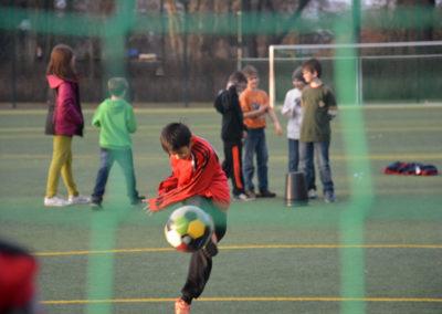 Das Kiez Kids Fußball Projekt