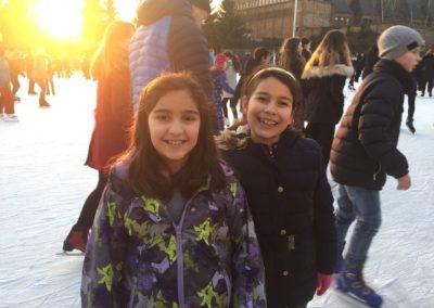 Die Kiez Kids im Winter